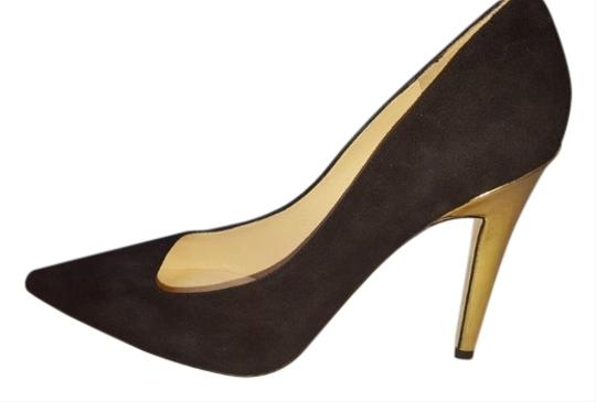 Kate Spade Suede Black Pumps