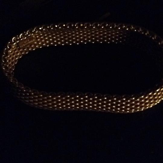 Tiffany sterling silver 1 piece bracelet Not Sure One Piece Link Type