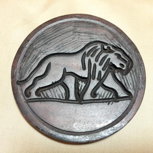 Other Wood Carved Coaster Set; 8-Pc.; Malawi, Africa [ SisterSoul Closet ]