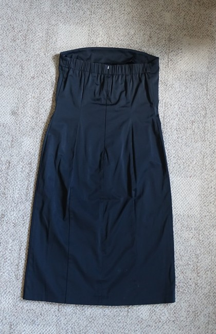 JACOB Lbd Strapless Party Dress