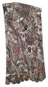 Chico's Skirt brown/multi