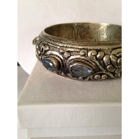 Other Embellished by Leecia Labradorite Bracelet Only! Matching Pieces Sold Seperately.