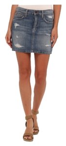 JOE'S Jeans Mini Skirt Jean