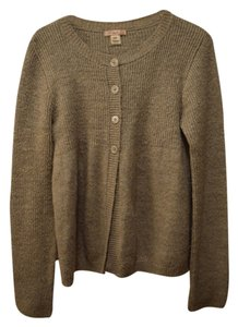 Lux Bubble Sweater Buttons Cardigan