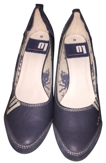 S.Oliver Blue Pumps