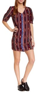 Soprano short dress Multi on Tradesy