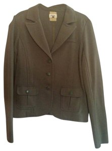 Fossil Olive Green/Army Green Blazer
