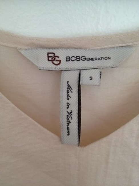 BCBGeneration Top Pale pink/nude