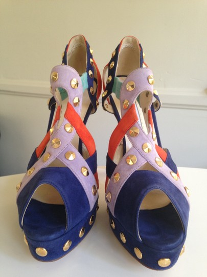 Brian Atwood multi Sandals
