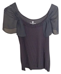New York & Company Top Blac