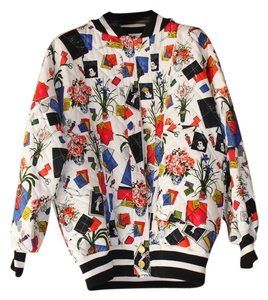 Chanel Vintage Special Unique Multi Jacket