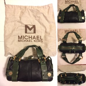 MICHAEL Michael Kors Satchel in Green