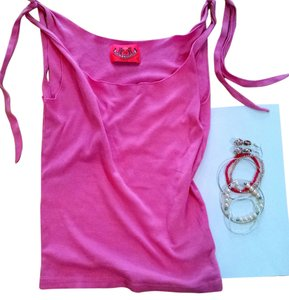 Juicy Couture X-small P1541 Top pink