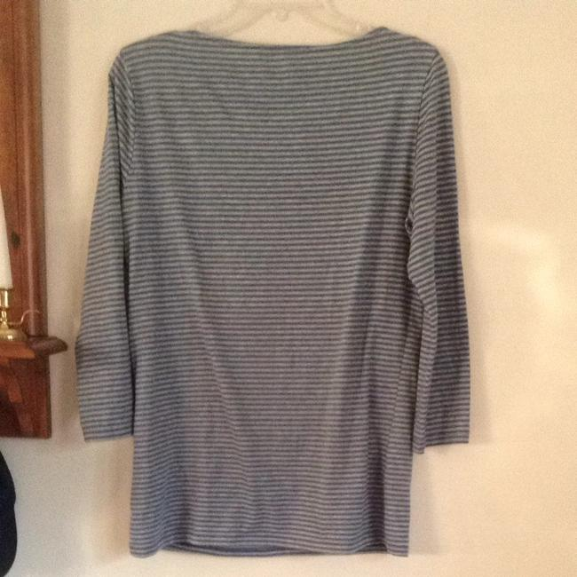 MICHAEL Michael Kors T Shirt Gray & Blue