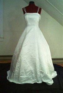 David's Bridal St Tropez Wedding Dress