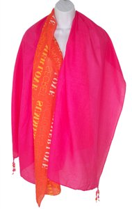 Victoria's Secret Scarf Cover Up