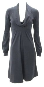 Diane von Furstenberg Dvf Cowl Neck Business Casual Conservative Longsleeve Dress