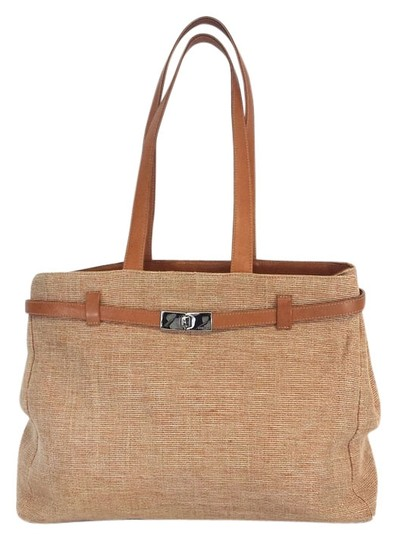 Preload https://item2.tradesy.com/images/furla-brown-canvas-and-leather-tote-4521661-0-0.jpg?width=440&height=440