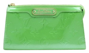 Louis Vuitton Wristlet in green