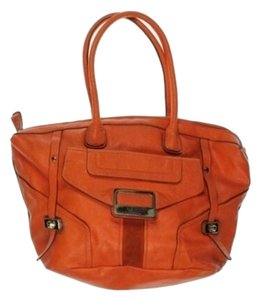 Guess Satchel in Orange