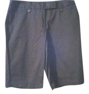 Worthington Bermuda Shorts Dark Chocolate Brown