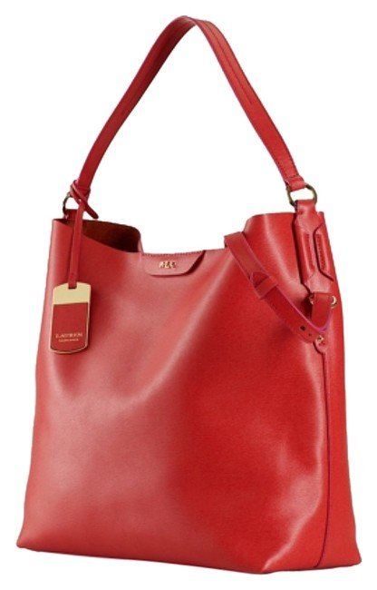 Item - Tate Red Leather Hobo Bag