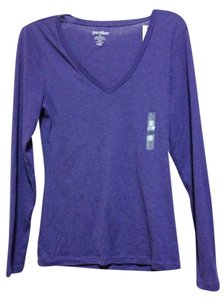 Old Navy Cotton T Shirt Purple