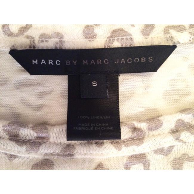 Marc by Marc Jacobs T Shirt White & silver