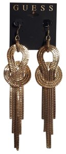 Guess New with Tags! Chain-Link Earrings