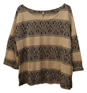 J.Crew Sweatshirt Cool Tribal Sweatshirt