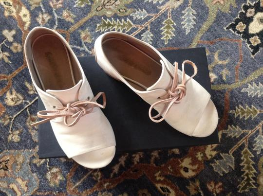 Marsèll Edgy Style Comfortable white Flats