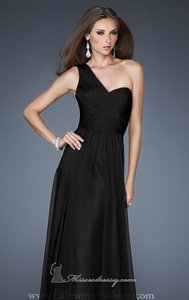 Bill Levkoff BLACK Bill Levkoff Bridesmaid Dress 492 Dress