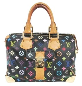 Louis Vuitton Speedy Canvas 30 Speedy Speedy 30 Speedy Satchel in Multicolor