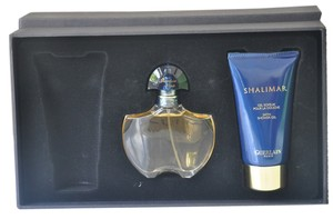 Guerlain Shalimar 1.7 oz Eau de Toilette Spray and shower gel