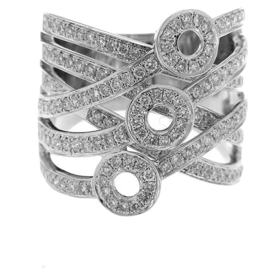 Preload https://item3.tradesy.com/images/18k-white-gold-with-white-diamonds-and-open-circles-ring-4545652-0-0.jpg?width=440&height=440
