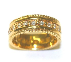 Greek Style Eternity Diamond Band