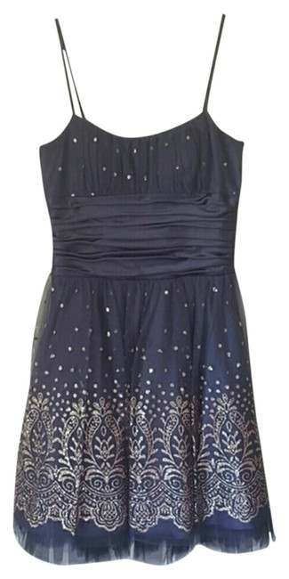 Morgan & Co Sparkle Classy Only Worn Once Elegant Homecoming Prom Dress