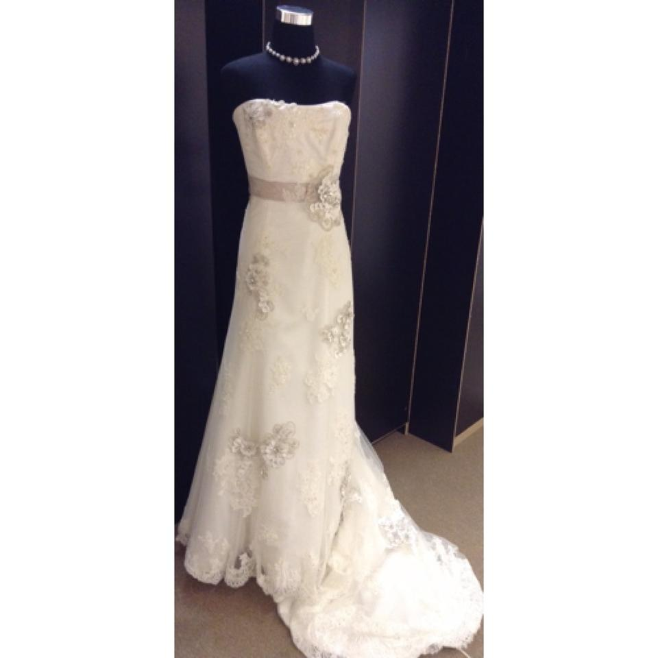 Maggie sottero geneva wedding dress on sale 30 off for Maggie sottero wedding dress sale