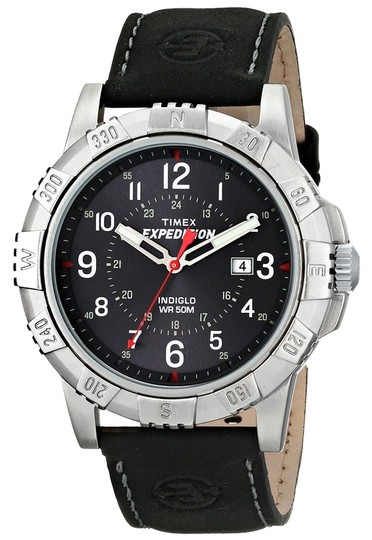 Preload https://item5.tradesy.com/images/timex-timex-t49988-men-s-silver-analog-watch-with-black-dial-4546969-0-0.jpg?width=440&height=440