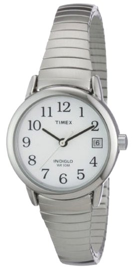 Preload https://item3.tradesy.com/images/timex-timex-t2h371-women-s-silver-analog-watch-with-white-dial-4547032-0-0.jpg?width=440&height=440