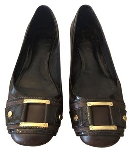Tory Burch Brown Flats