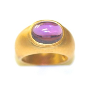 Gypsy05 Amethyst Gypsy Ring