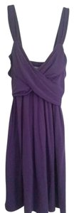 Charlotte Russe short dress Purple on Tradesy