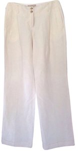 Michael Kors Wide Leg Pants Ivory