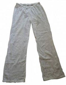 American Vintage Straight Pants White