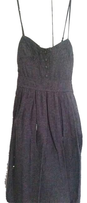 She's Cool short dress Gray on Tradesy