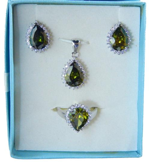 Preload https://item4.tradesy.com/images/green-august-birthdays-pear-ring-pendant-and-earring-medium-set-wczs-around-peridot-color-4548373-0-0.jpg?width=440&height=440