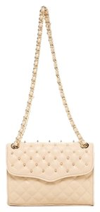 Rebecca Minkoff Quilted Mini Affair Studded Shoulder Bag