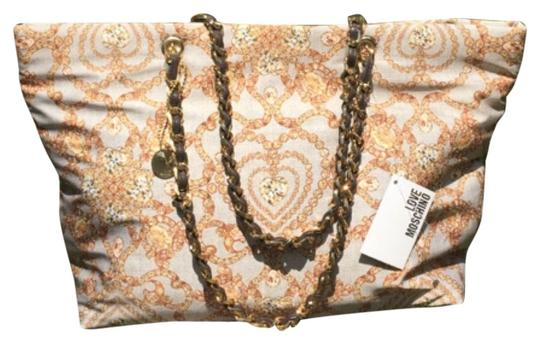 Preload https://item5.tradesy.com/images/love-moschino-gold-tote-4549114-0-0.jpg?width=440&height=440