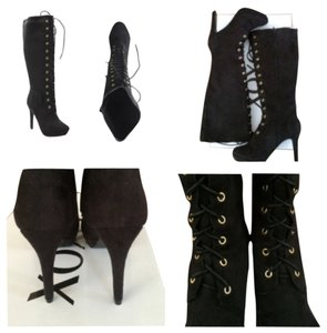 XOXO Blac Boots